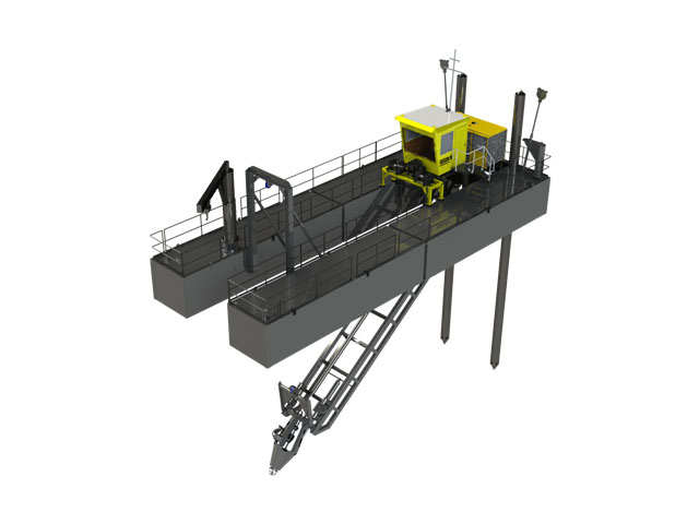 Dutch Dredgers Construction Package