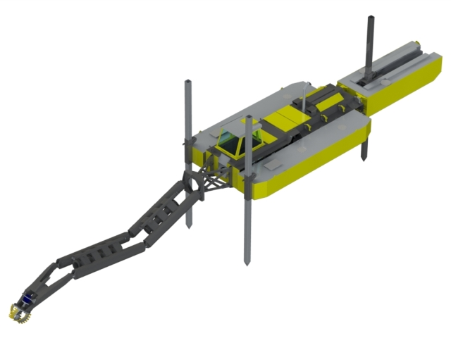 Dutch Dredgers Type Compact Dredger